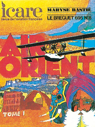 ICARE N°86, AIR ORIENT TOME I