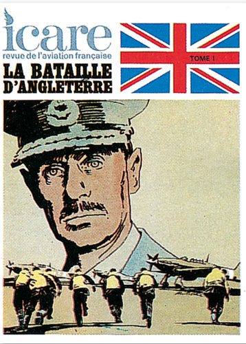 ICARE N°93, LA BATAILLE D'ANGLETERRE TOME I