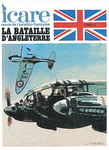 ICARE N°95, LA BATAILLE D'ANGLETERRE TOME II