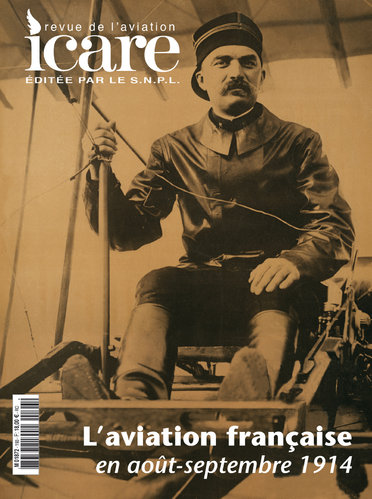 ICARE N°193, L'AVIATION FRANCAISE EN AOUT-SEPTEMBRE 1914