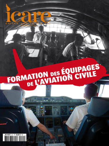 ICARE N°221, FORMATION DES EQUIPAGES DE L'AVIATION CIVILE