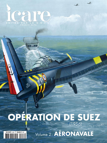 ICARE N°228, OPERATION DE SUEZ 1956 -VOL 2 - AERONAVALE