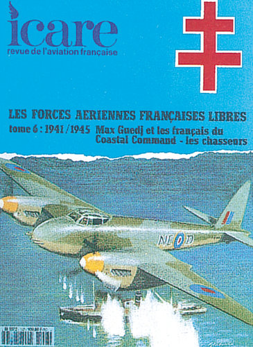 ICARE N°152, LES F.A.F.L. TOME VI MAX GUEDJ LES CHASSEURS