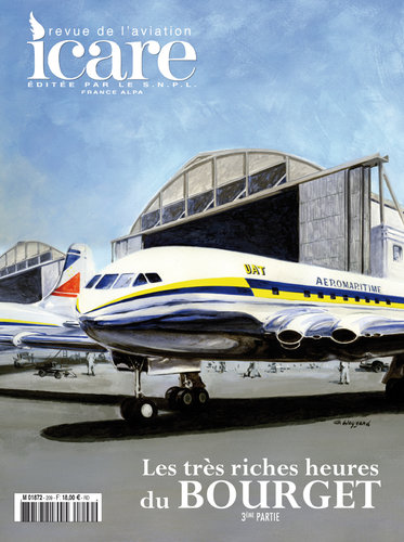ICARE N°209, LES TRES RICHES HEURES DU BOURGET PARTIE III