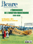ICARE N°252, L'EMERGENCE DE L'AVIATION MARCHANDE (1919-1920)